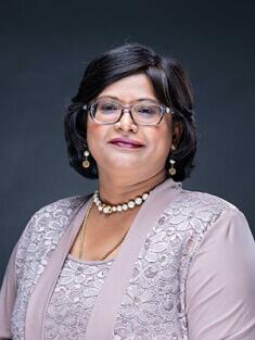 Photo of Dr. Kamala Maddali